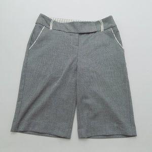 White House Black Market size 2 shorts